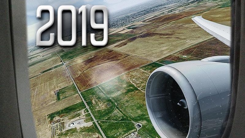 New Flight Simulator 2019 in 4K   Spectacular TakeOff from Denver [Ultra Realism]