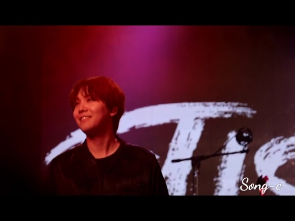20181201 CLUBLIVE FTisland 사랑하는법을 몰라서 (Because l dont't know how to love)