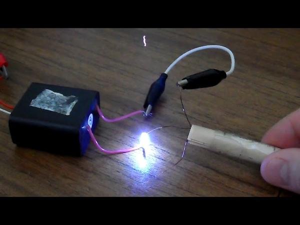 Тест 3 контактных конденсаторов