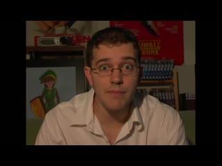 Angry Video Game Nerd 13 - Кошмар на улице Вязов - VHSник