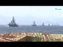 Подготовка к Главному военно-морскому параду. Программа празднования Дня ВМФ