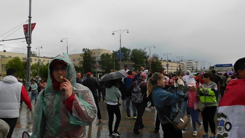 Дождь и лютый холод в Екате Франция Перу