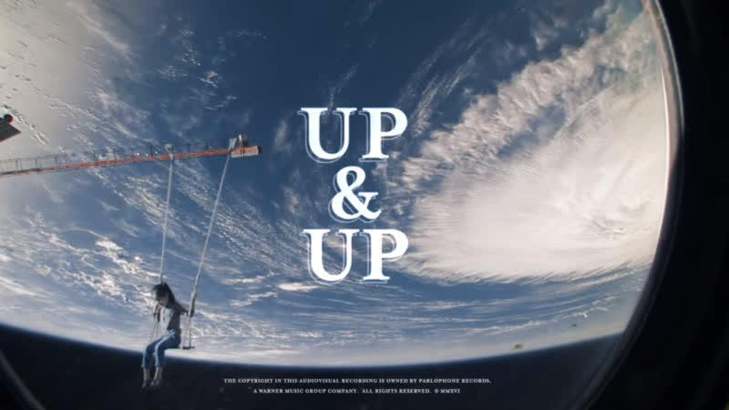 Coldplay UpUp