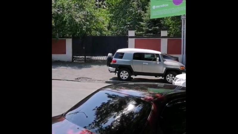 [OssVes] Потерянный вход в парк им. Коста Хетагурова.