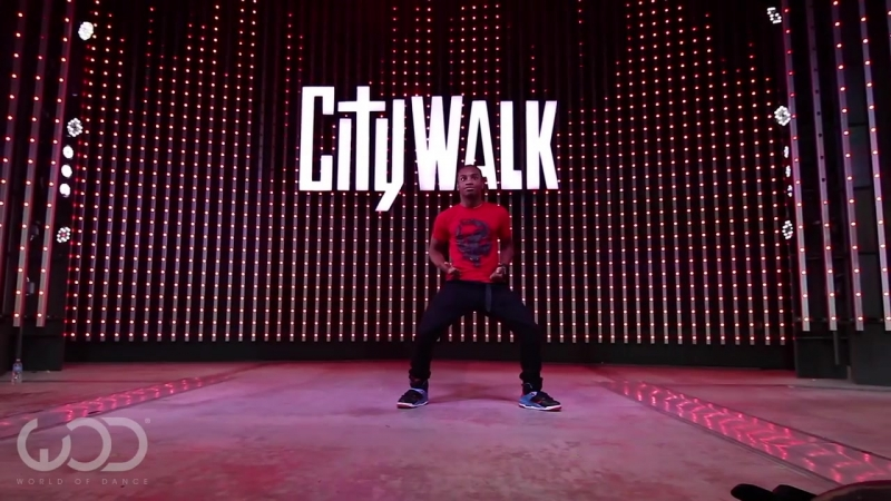 Fik Shun World of Dance Live FRONTROW Citywalk 2014 WODLIVE 14
