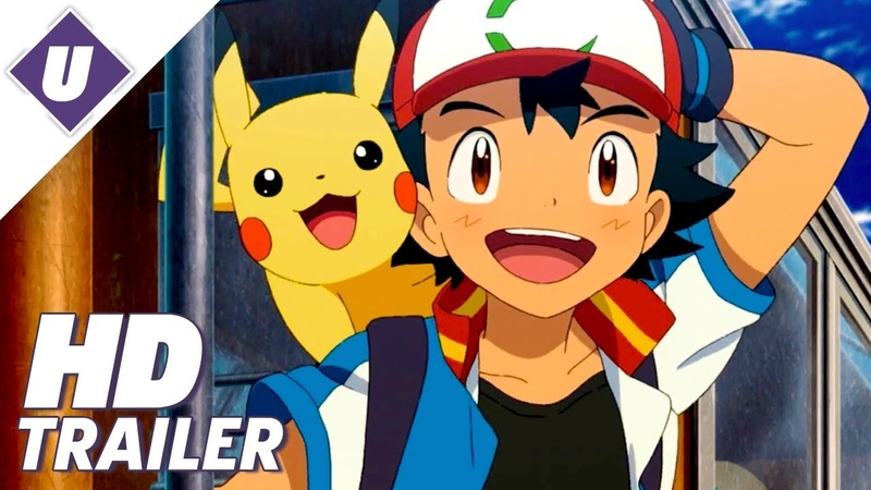 Pokémon The Movie: The Power Of Us - Official Full Trailer (2018)