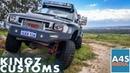 @kingz customswa Toyota Hilux Torque Off The Richter Scale Mambatek 19t Td04