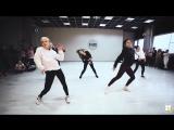 Kehlani - Gangsta _ Choreography by Yana Tsybulskaya _ D.side dance studio
