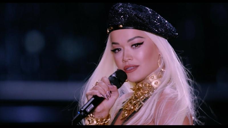Rita Ora Let You Love Me Live