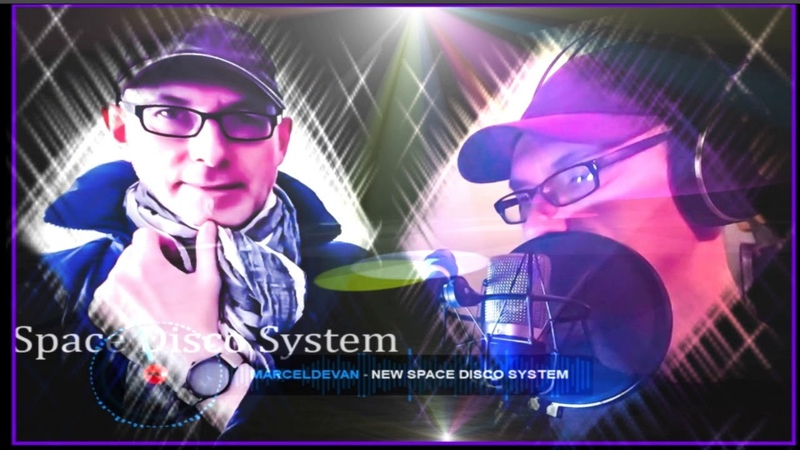 MarcelDeVan New Space Disco System
