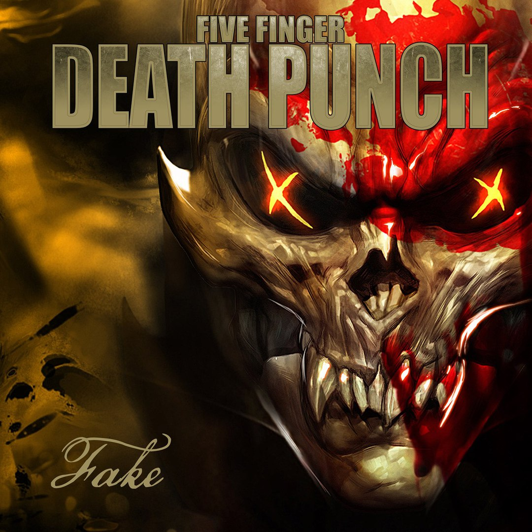 Five Finger Death Punch - Fake [Single] (2018)