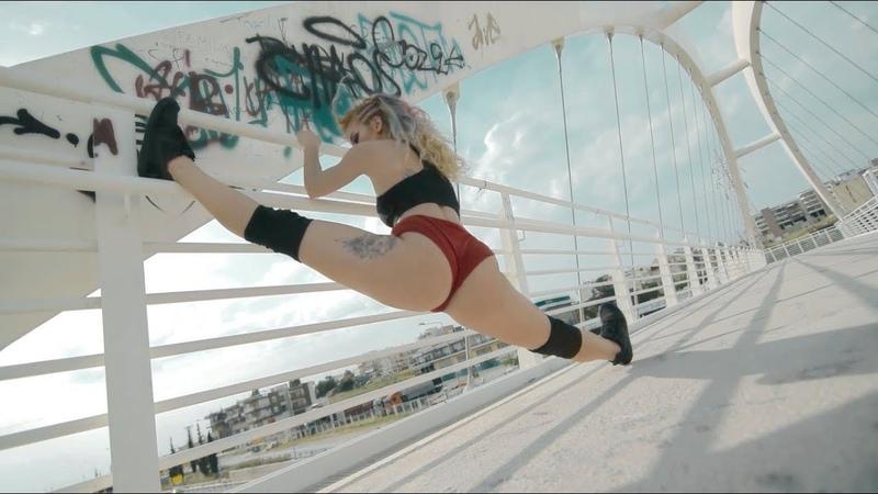 Dj Snake - Magenta Riddim   TWERK by Anel Li  