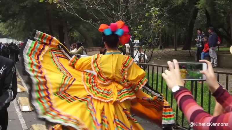CDMX Desfile de Día de Muertos 2018 💀 Mexico City Day of the Dead Parade!