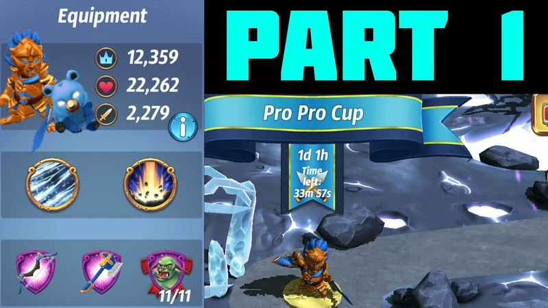ROYAL REVOLT 2 - PRO PRO CUP PART 1