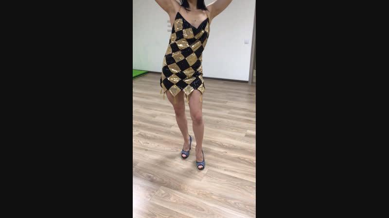 Платье Харли Квинн