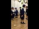 Танец пингвинов.