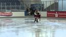 10 Noa BRUSER / Timothy LUM (CAN) - JGP GER / Chemnitz Junior Ice Dance Free Dance