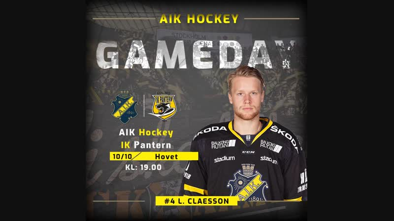 Highlights AIK IK Pantern Hovet