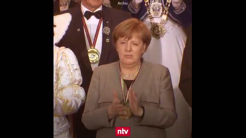 Deutsche Bräuche- Ein Grauen für Merkel