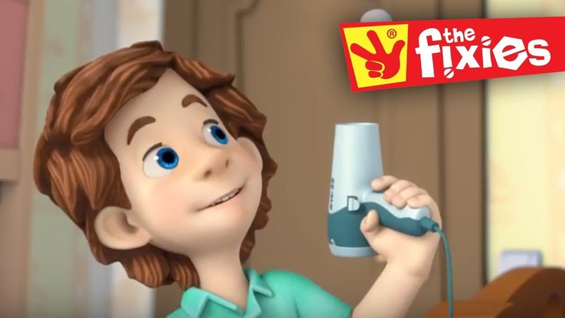 The Fixies ★ The Hair Dryer Plus More Full Episodes ★ Fixies English Cartoon For Kids