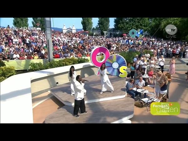 ZDF Fernsehgarten LIVE! | 12.08.2018 mit Whigfield, Oli P., La Bouche, Rednex, Dr. Alban, SNAP!, ...