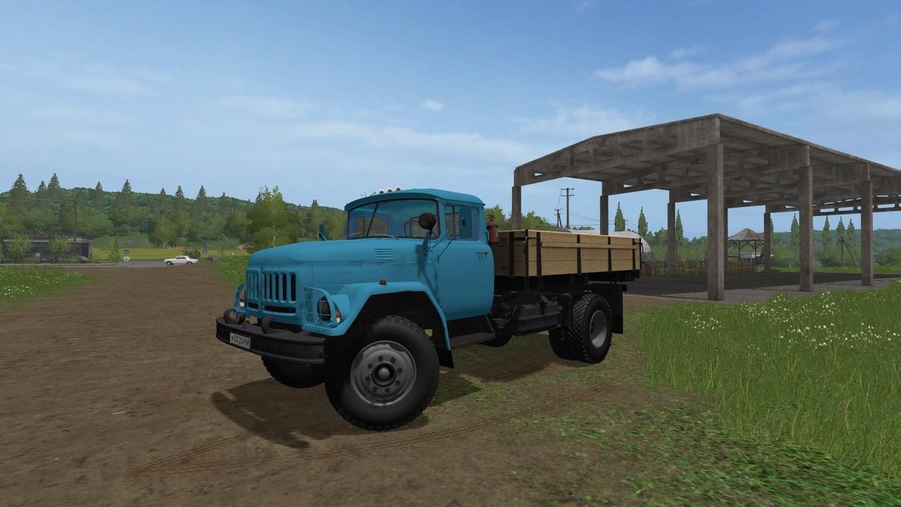 ЗИЛ-131 АМУР V1.0.