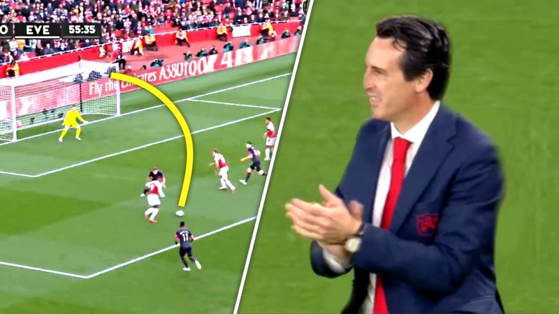 First 20 Arsenal Goals In The Unai Emery Era