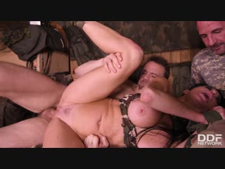 HouseOfTaboo Veronica Avluv [Military Action In Her Back Section]