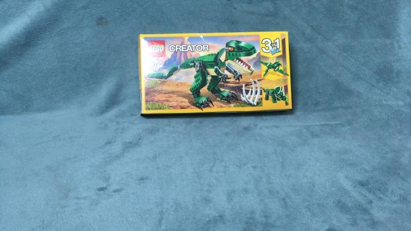 Lego 31058 грозный динозавр