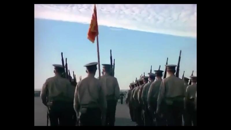 Курсом к берегам Африки-Триполи 1942