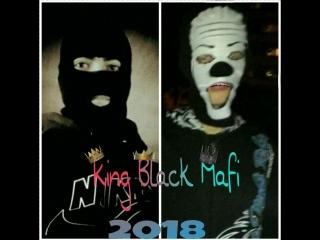 Прикол King Black Mafi