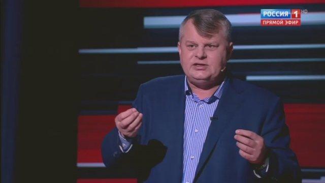 Вечер с Владимиром Соловьевым. Эфир от 26.04.2018