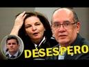 PÂNICO NO STF GILMAR MENDES CAI NAS MÃOS DE RAQUEL DODGE TROCA NO COMANDO DA PF