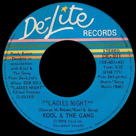Kool The Gang ~ Ladies Night 1979 Disco Purrfection Version