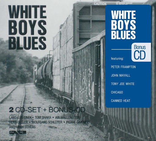 sampler альбом White Boys Blues