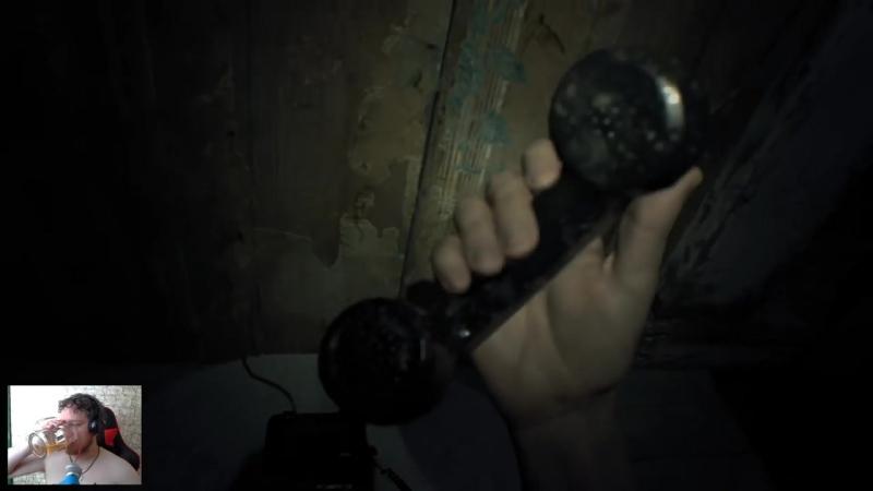 [NifedowPLAY] Жутко, Я аж вздрыснул немного! ▶ Resident Evil 7 ▶ Часть 1