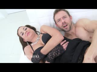 Claire see - exploring the world of 100 anal fucking with 3 guys (0 pussy) sz1078 [2015, 3 guys 1 girl, anal, 720p]
