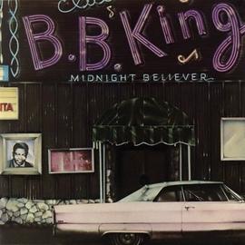 B.B. King альбом Midnight Believer
