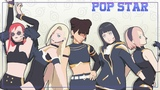 MMD Naruto KDA - POPSTARS - Konoha Dance Group +DL