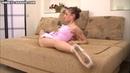 Flexible girl Valentina ep show studio