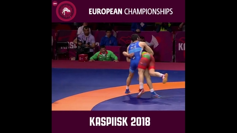 Big Move From Day 2 Of The European C'ships - kaspeuro2018 ! ( 750 X 750 )