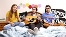 Dizzy Bleachers acoustic for In Bed with at Reeperbahn Festival 2018