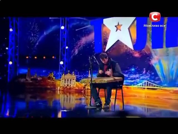 Петро Сказків Україна має талант 14 березня 2015