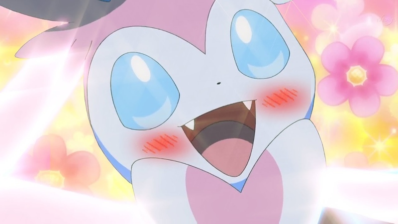 Sylveon is Sassy AMV - Take A Hint (HD)