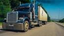 ЧТО у него В КАБИНЕ ОБЗОР Freightliner Classic Американский грузовик изнутри