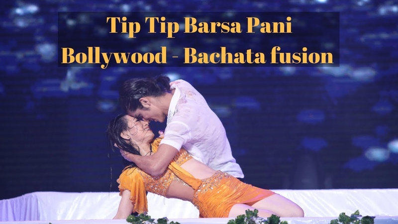 Tip Tip Barsa Pani Bollywood Bachata mix Dance Performance | Tara and Nisha | High Fever