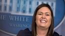 Sarah Sanders' Birthday Tweet Delivers Epic Backhanded Blow To NBC