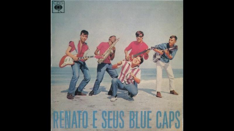 Renato E Seus Blue Caps Álbum 1964 Compacto Duplo