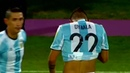 Lionel Messi Reaction After Paulo Dybala get a red card vs Uruguay