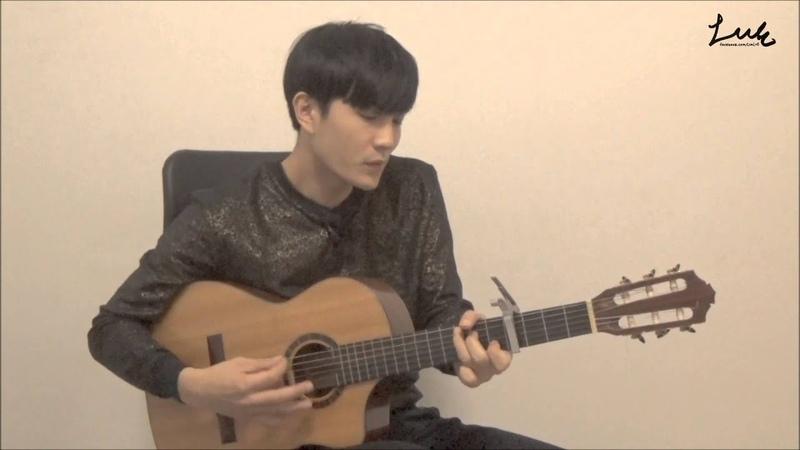 Roy Kim-Bom Bom Bom Love Love Love (mix) Cover by Lu. E-林珍範